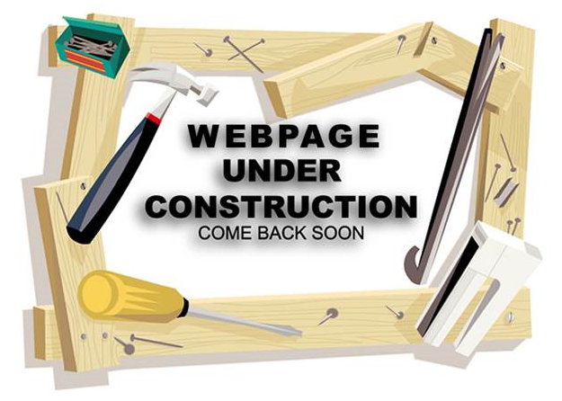 Page Under Construction Come Back Soon